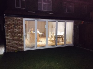 Finished House Extension